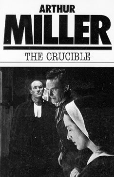 a critique of arthur millers play the crucible Focus on focus in his only novel, arthur miller explored contemporary anti-semitism by ami eden  arthur miller's focus in his only novel,.