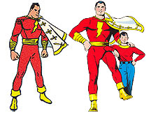 SHAZAM! The Original Captain Marvel