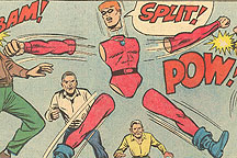 SPLIT! The Second Captian Marvel